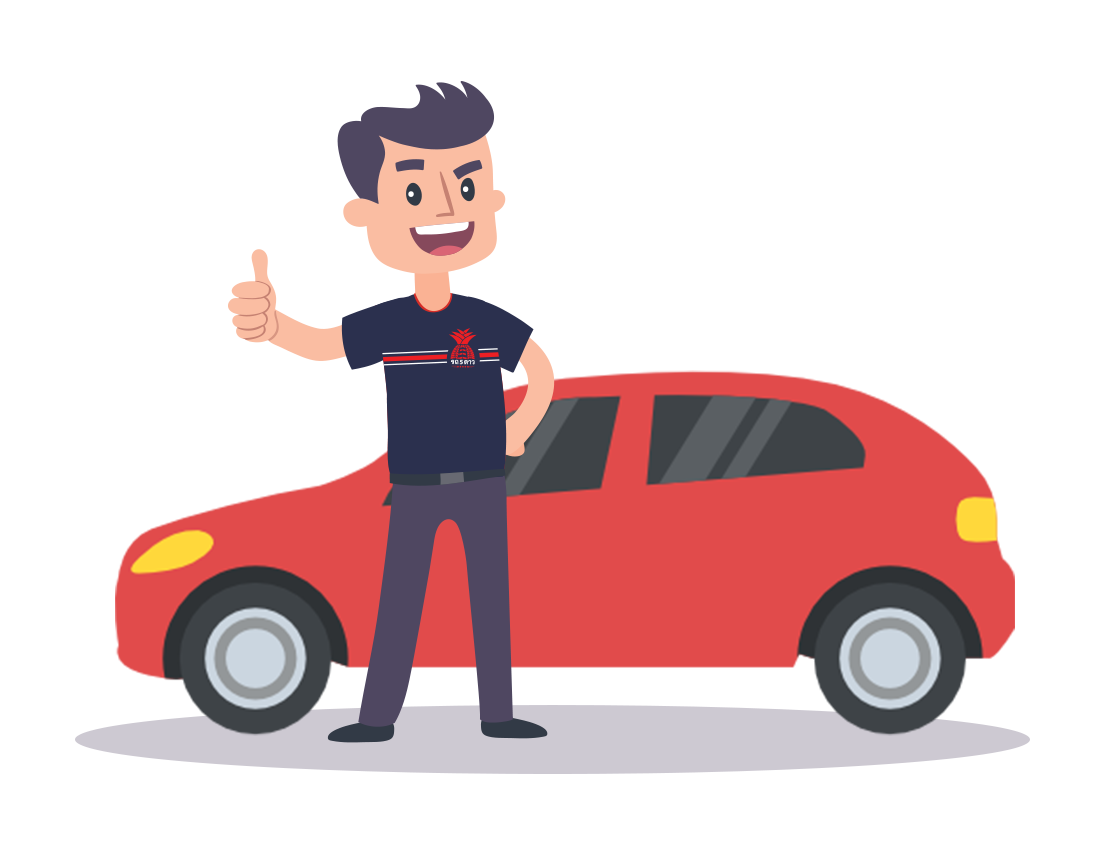Rod5dao Man With Car