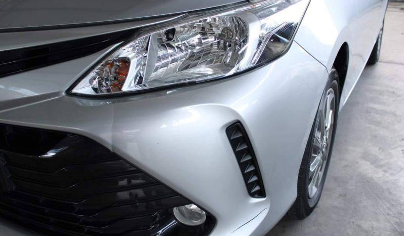 Toyota Vios 1.5 E ปี 2017 full