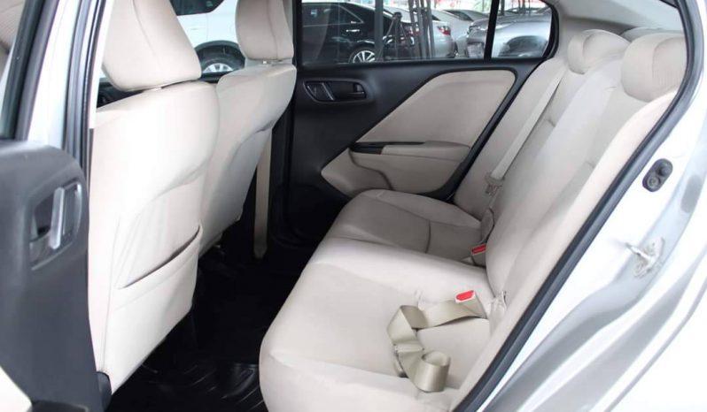 Honda City 1.5 S ปี2016 full